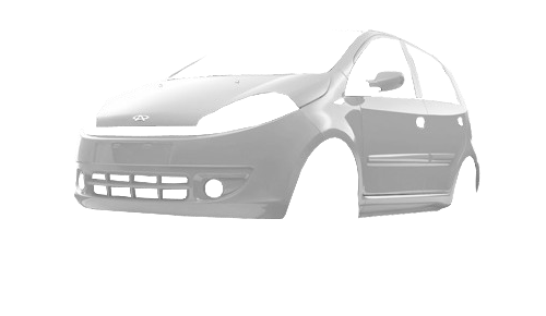 Цвета кузова Kimo (A1)